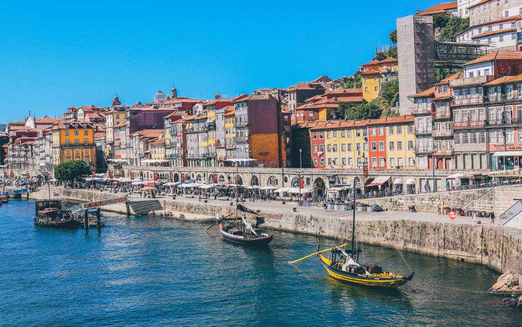 Navega en Portugal